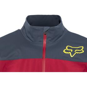 Fox Attack Water Jacket Herren cardinal